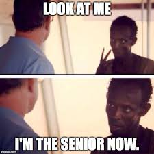 Senior Year Meme - end of the school year juniors be like imgflip