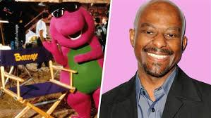 barney u0027 actor david joyner played purple dinosaur decade