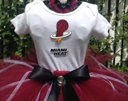 Miami Heat Halloween Costume Miami Heat Baby Etsy