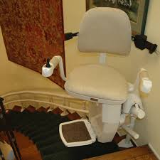 Used Stair Lifts For Sale by Acorn 180 Curved Stair Lift