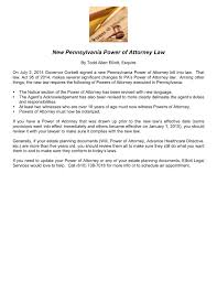 things you need for a new house new pa poa law elliott legal services