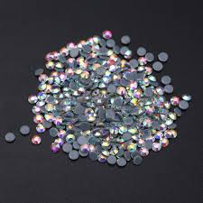 online buy wholesale ab crystals from china ab crystals ss3 ss40 flatback iron on hotfix rhinestones ab crystal white clear hot fix stones glitter