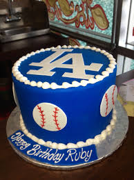 dodger cake dessert pinterest dodgers cake and dodgers