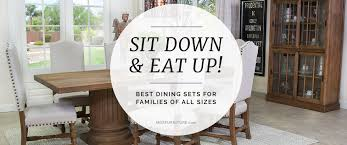 mor furniture blog best dining sets out there for both large and