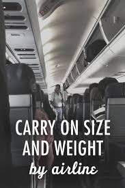 United Bag Policy Best 25 Carry On Luggage Rules Ideas On Pinterest Carry On