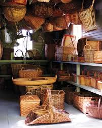 baskets the foundation for rustic thanksgiving crafts