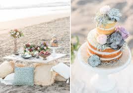 Wedding Cake Bali Dreamy Romantic Beach Picnic In Bali Wed Over Hills