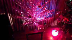 christmas tree with lights sale vintage early 1960 s evergleam 6ft aluminum christmas tree with 12