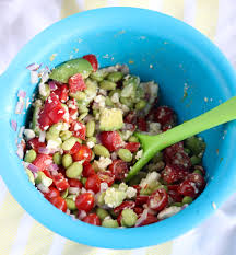 Cottage Cheese Brownies by Edamame Salsa With Avocado And Feta U2014 Rachael Hartley Nutrition