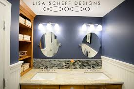 Boys Bathroom Decorating Ideas Bathroom Color Cool Navy Blue Bathroom Decor Color Ideas And