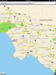 Google Maps Rotate How Apple U0027s New Vector Based Maps Leave Google Maps Looking