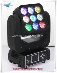 Cheap Moving Head Lights 3x3 Led Matrix Moving Head Light Rgbw Led Beam Moving Head Light
