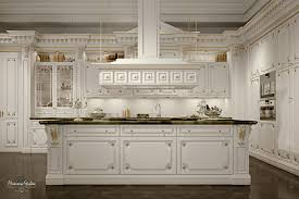 kitchen romantica ivory and gold version kitchen kitchens