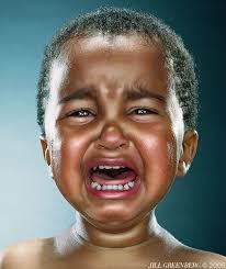 Crying Baby Meme - end times jill greenberg studio