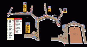 Bwi Airport Map Popular 165 List Baltimore Airport Map