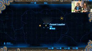 Map Of Hyrule The Legend Of Zelda Breath Of The Wild Xvt Blog