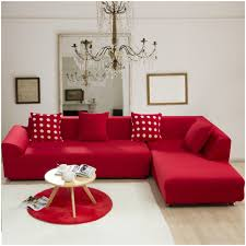 Cozy Sectional Sofas by Living Room Decorative Wooden End Tables Red Full Sofa Cover