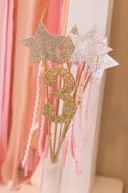 Pink And Gold Centerpieces by Princess Party Vintage Tassel Garland Pink Gold By Glendaarean