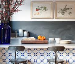 Portuguese Tiles Kitchen - san francisco magazine modern luxury austerity not welcome