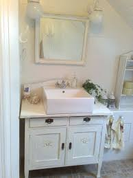 shab chic cabinets foter shabby bathroom timber vanity style best