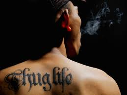 25 arresting thug life tattoo designs slodive