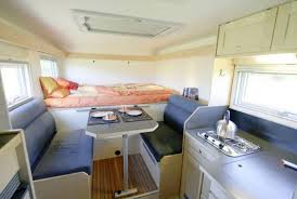 Camper Interiors Mercedes Unimog Expedition Camper