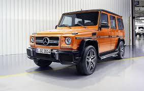 mercedes benz g class the 36 year old mercedes benz g class gets new engines and a