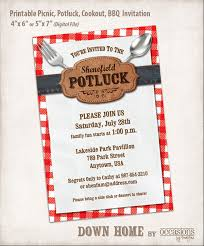 Potluck Email Template 10 potluck email invitation templates design templates free