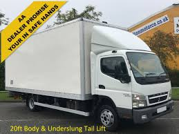 2011 mitsubishi fuso canter 75 day 7c15 12 950