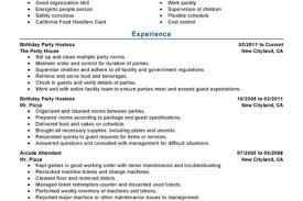 Hostess Resume Sample by Hostess Job Description Hostess Hostess Resume Sample Host Resume