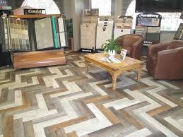 Kitchen Flooring Installation Pleasing Kitchen Flooring Hardwood Floor Installation Couple