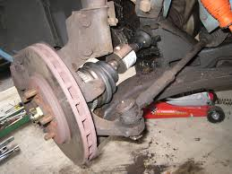 dodge caravan drive axle cv joint replacement this is an u2026 flickr