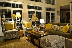 gray and yellow living room ideas client project reveal the summerwood project renovation