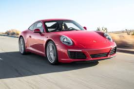 porsche red 2017 porsche 911 2017 motor trend car of the year finalist motor trend