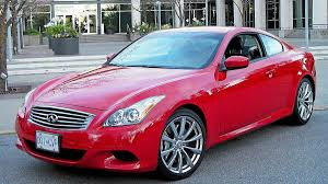 g whiz used infiniti g37 coupe a good bet the globe and mail