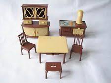dolls house kitchen furniture vintage 1960s plastic dolls kitchen furniture jean w germany