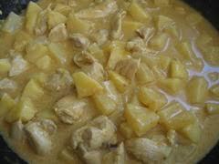 cuisiner filet de poulet recette de filet de poulet sauce curry la cuillère