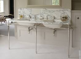 Console Sinks Bathroom Double Console Sinks Drummonds Uk Victorian Queen Anne