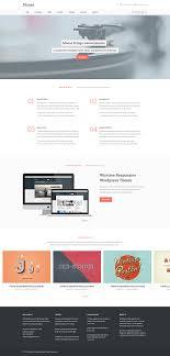 moose template free homepage psd