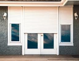 Patio Door Security Shutters Window Blinds Window Security Blinds Residential Roll Shutters