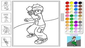 homely inpiration ben 10 coloring pages games free printable ben