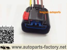 radiator for 2003 jeep grand longyue 2pcs radiator fan relay connector pigtail for 2003