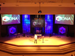 Easter Church Stage Decorations by Stage Design Kurtjohnson Info