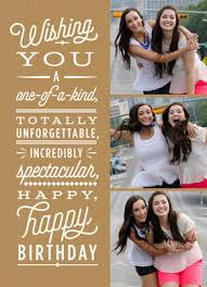 the unforgettable happy birthday cards one of a birthday photo card on craft happy birthday card