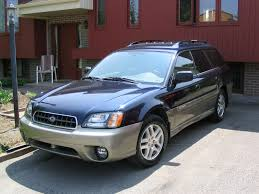 dark blue subaru outback 2003 subaru outback information and photos zombiedrive