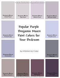 popular purple paint colors for your bedroom paint pinterest