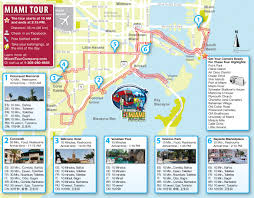 Miami Train Map by Maps Update 21051488 Miami Tourist Attractions Map U2013 Filemiami