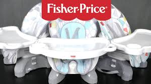 spacesaver high chair from fisher price youtube