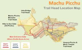 Machu Picchu Map Machu Picchu Facts Archives Page 4 Of 7 La Cabana Hotel