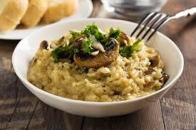 recettes cuisine italienne recette risotto aux chignons al funghi cuisine italienne facile